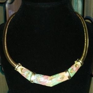 Omega Chain Oktoberfest Necklace